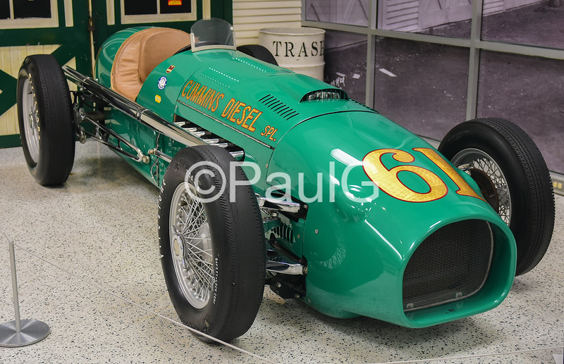 1950 Cummins Diesel Special Race Car