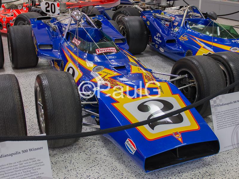 1970 Indianapolis 500 Winner - Colt