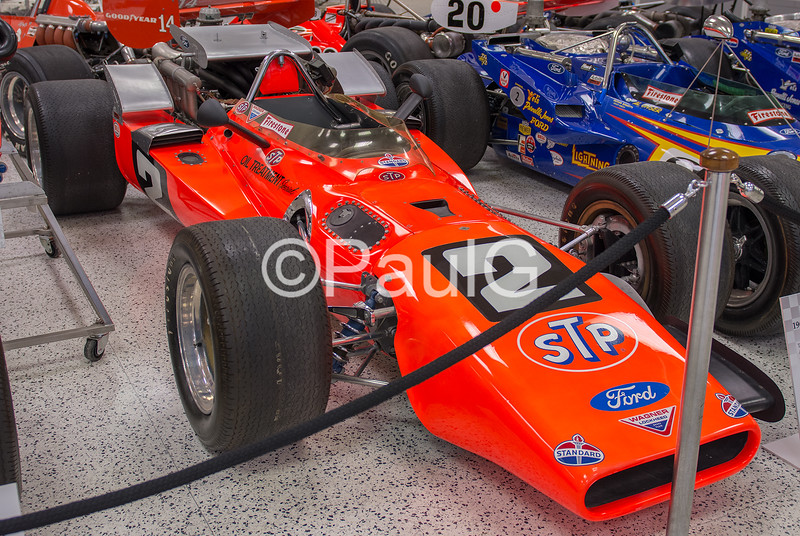 1969 Indianapolis 500 Winner - Hawk Replica