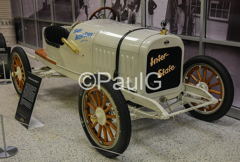 1916 InterState Model T Race Car