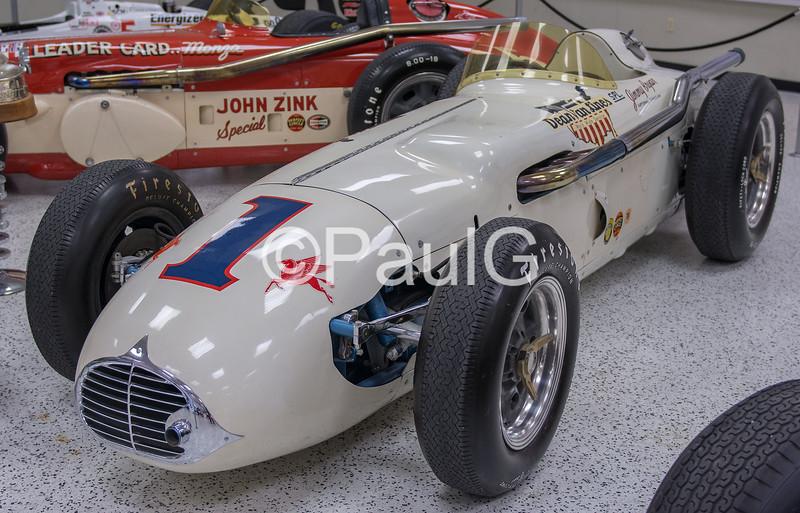 1957 Kuzma No. 1 Dean Van Lines Special