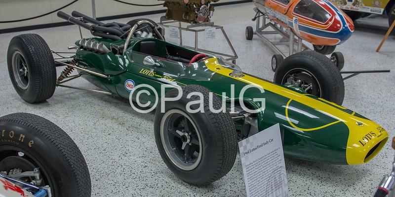 1964 Lotus Type 34