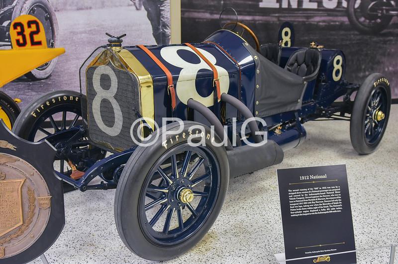 1912 National Race Car