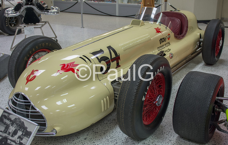 Novi Race Car