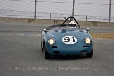 #91 1961 Porsche 356 Arthur Conner