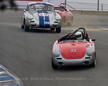 #33 1962 Porsche 356 Tim Baker #20 1964 Porsche 356SC Dave Burton #149 1958 Porsche 356A Leonard Turnbeaugh