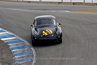 Porsche 356B Coupe Edwarde Hugo