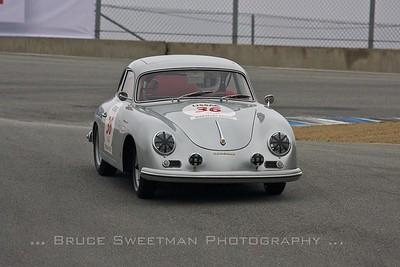 1957 Porsche 356 Herb & Rose Wysard