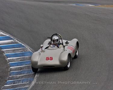 #55 1953 Cooper Porsche Sports Racer Cameron Healy