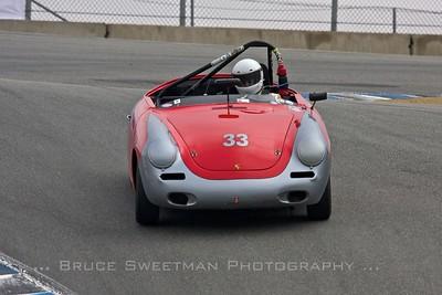 1962 Porsche 356 Tim Baker