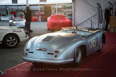 The unique 1951 Sauter Roadster