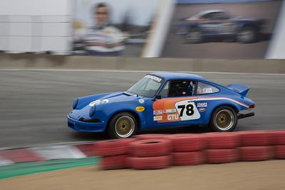 Kelvin Tse races his 1966 Porsche 911.