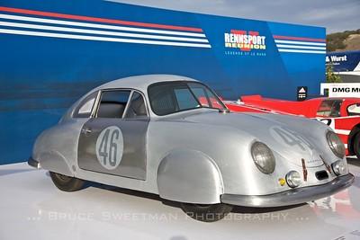 1949 Porsche 356 SL Le Man Class Winner 1951