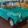 1980 SZD Invalid Car