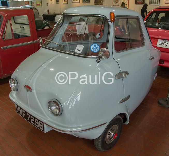 1964 Scootacar MkII Deluxe