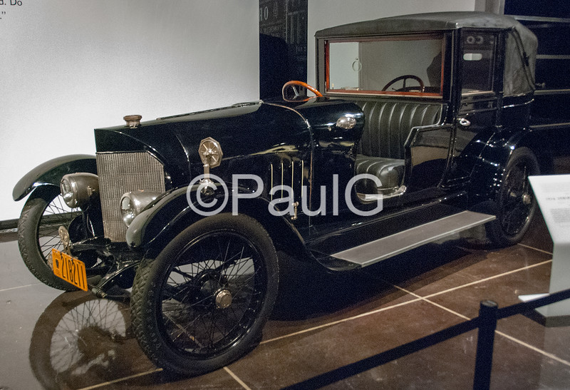 1916 Scripps-Booth Model D Town Car