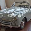 1954 Simca Weekend Prototype