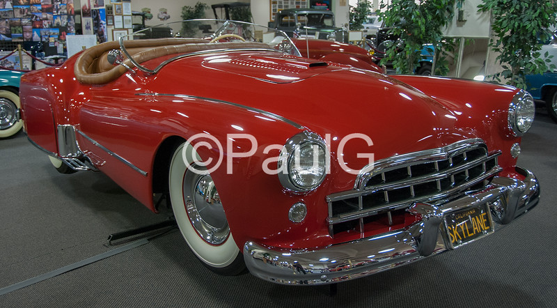 1951 Skylane Motor Special