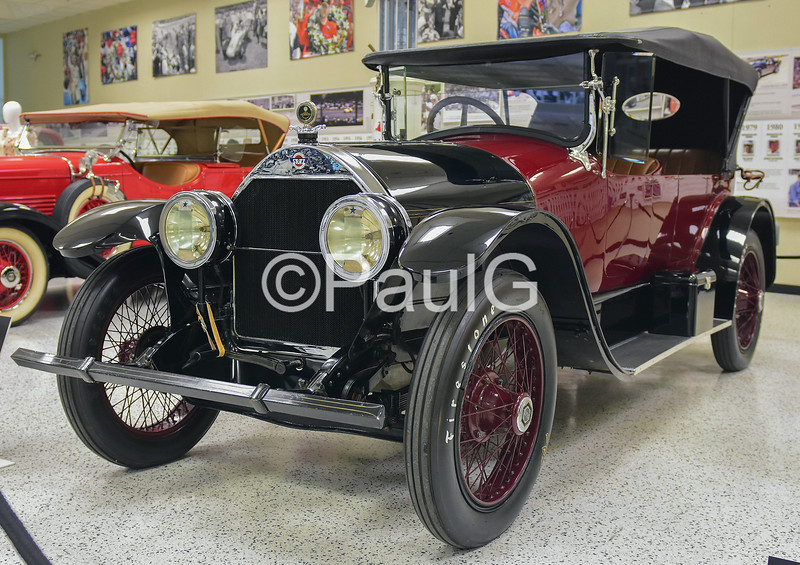 1920 Stutz Series H Touring