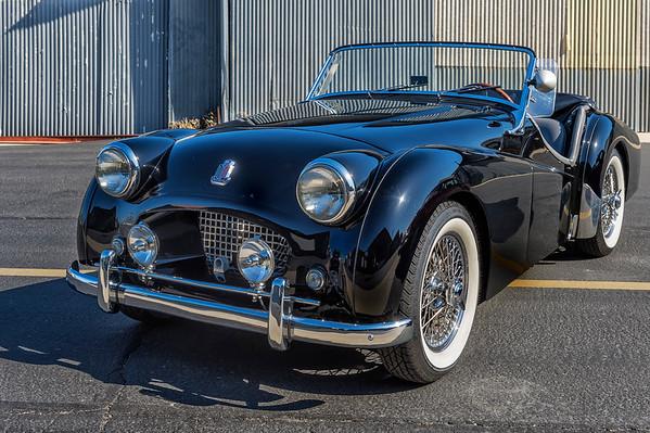 Santa Paula AP British Car Club