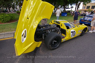 1969 Lola T70MKIIIB Shelby Mershon