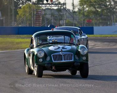 1962 MGA Sebring Coupe Hugh Burress Midlothian,VA
