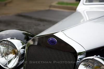 1939 Delage D8-120S Saoutchick Cabriolet Collection of John W. Rich, Jr.