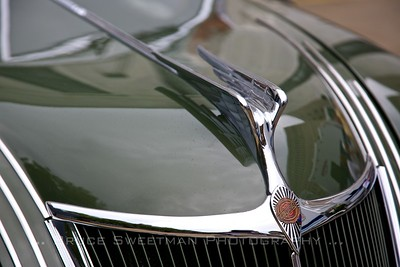 1935 Chrysler Imperial Model C-2 Airflow Coupe   Collection of  John and Lynn Heimerl