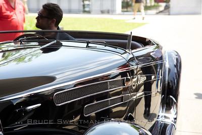 1939 Bugatti Type 57C By Vanvooren Collection of Margie and Robert E. Petersen  The Petersen Automotive Museum