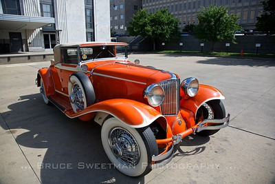 1929 Cord L-29 Cabriolet Collection of Auburn Cord Duesenberg Automobile Museum