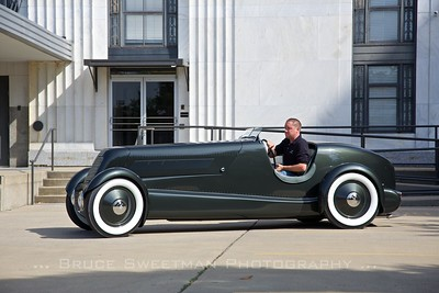 Edsel Ford's 1934 Model 40 Special Speedster Collection of Edsel & Eleanor Ford House