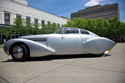 "1938 Hispano-Suiza H6B Dubonet ""Xenia"" Coupe  Collection of Peter Mullin Automotive Museum Foundation"