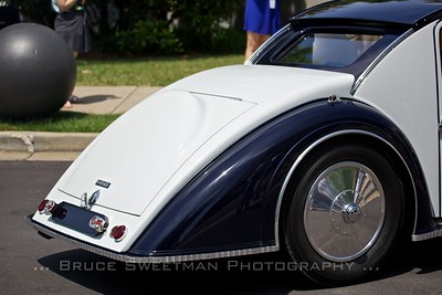 1934 Voisin Type C27 Aerosport Coupe Collection of Merle and Peter Mullin