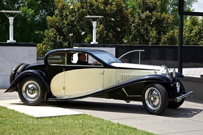 1934 Bugatti Typer 46 Superprofile Coupe Collection of Merle and Peter Mullin