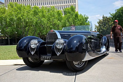 1939 Bugatti Type 57C By Vanvooren Collection of Margie and Robert E. Petersen   The Petersen Automotive Museum