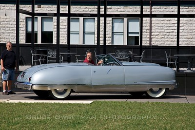 1941 Chrysler Thunderbolt Collection of Chrysler Group, LLC