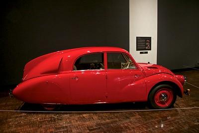 1938 Tatra T97 Lane Motor Museum