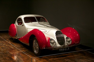 1938 Talbot-Lago T-150C-SS Tear-Drop Coupe    Collection of J. Willard Marriott, Jr.