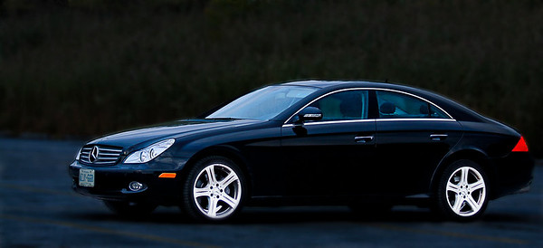 Started  production in 2004, first generation CLS class.