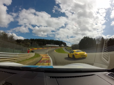 Video: Spa Francorchamps at Speed