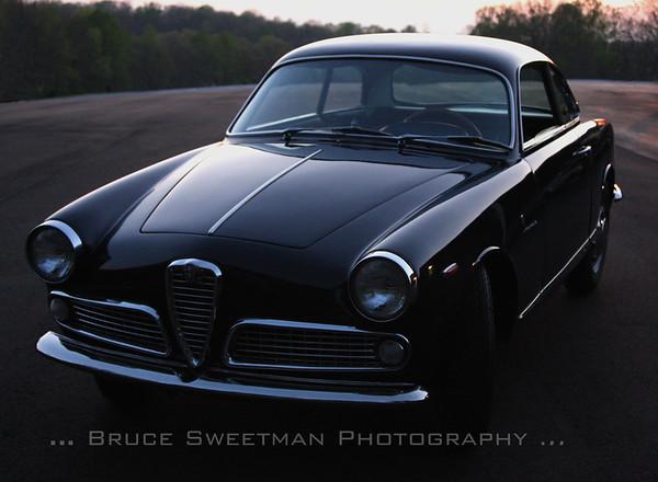 Alfa Romeo Giulleita Sprint
