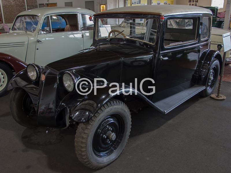 1938 Tatra T-57