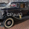 1933 Terraplane Eight Flower Car