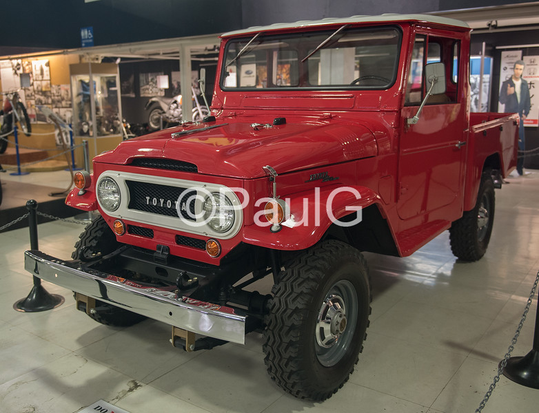 1965 Toyota Land Cruiser F-J45