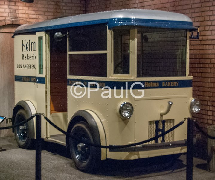 1931 Twin Coach Delivery Truck