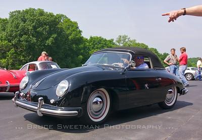 1952 Pre-A Cabriolet Mac Jones