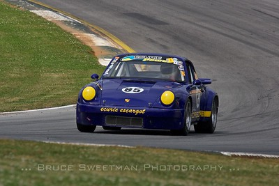1973 Porsche 911 IROC Fritz Seidel Group 5 Historic Production