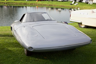 1962 Porsche Covington Tiburon. Geoffrey B. Hacker.  Concepts Beyond Detroit
