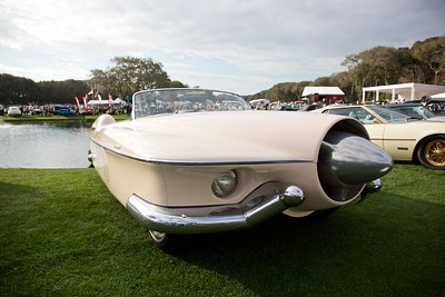 1951 Studebaker Manta Ray. Donald Lacer.  Concepts Beyond Detroit