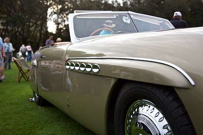 1942 Alfa Romeo 6C 2500 Pininfarina Speciale. Chris and Lill Ohrstrom.  Sports Cars (Pre-War-1942)